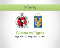 Tijuana vs Tigres UANL