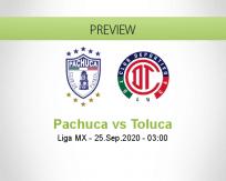 Pachuca vs Toluca