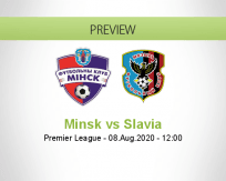 Minsk Slavia betting prediction (12 August 2020)