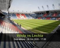 Wisła Kraków Lechia Gdańsk betting prediction (28 October 2020)