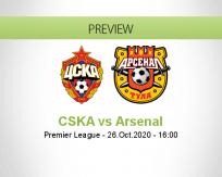 CSKA Moskva vs Arsenal Tula
