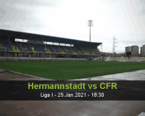 Hermannstadt CFR betting prediction (26 January 2021)