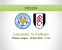 Leicester vs Fulham
