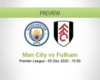 Man City vs Fulham