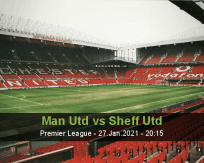 Man Utd vs Sheff Utd