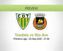 Tondela vs Rio Ave