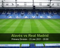 Alavés vs Real Madrid