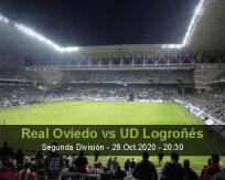 Real Oviedo vs UD Logroñés