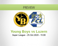 Young Boys vs Luzern