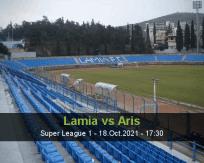 Lamia Aris betting prediction (18 October 2021)