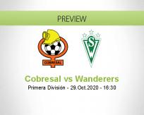 Cobresal vs Santiago Wanderers