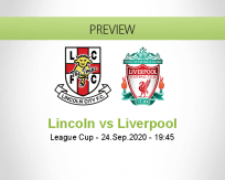 Lincoln City vs Liverpool