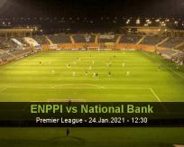 ENPPI National Bank betting prediction (24 January 2021)