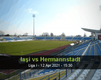 Iaşi vs Hermannstadt