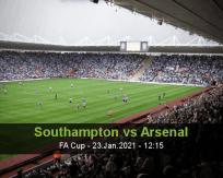 Southampton Arsenal betting prediction (23 January 2021)