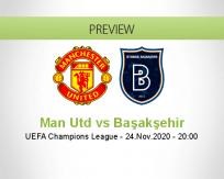 Man Utd vs Başakşehir