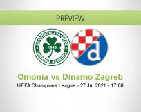 Omonia vs Dinamo Zagreb