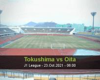 Tokushima Oita betting prediction (23 October 2021)