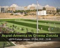 Ararat-Armenia vs Crvena Zvezda