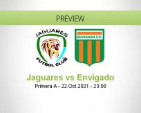 Jaguares Envigado betting prediction (22 October 2021)