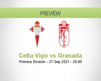 Celta Vigo Granada betting prediction (27 September 2021)