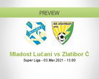 Mladost Lučani Zlatibor Č betting prediction (03 March 2021)