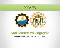 Stal Mielec Zagłębie betting prediction (18 October 2021)