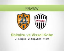 Shimizu vs Vissel Kobe