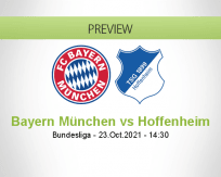 Bayern München vs Hoffenheim