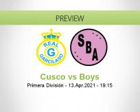 Cusco Boys betting prediction (13 April 2021)