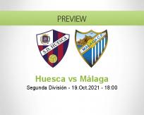 Huesca Málaga betting prediction (20 October 2021)