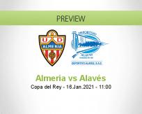 Almería vs Alavés
