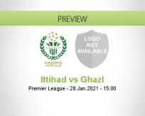 Ittihad vs Ghazl