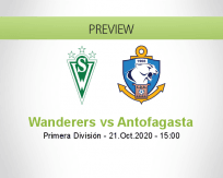 Santiago Wanderers Deportivo Antofagasta betting prediction (21 October 2020)
