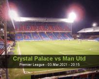 Crystal Palace vs Man Utd