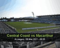 Central Coast vs Macarthur