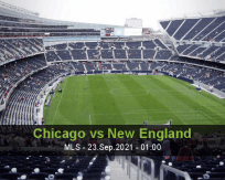 Chicago New England betting prediction (23 September 2021)