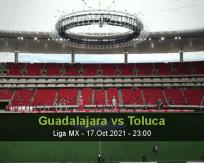 Guadalajara vs Toluca