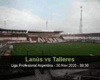 Lanús vs Talleres