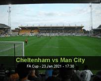 Cheltenham vs Man City