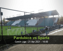 Pardubice Sparta betting prediction (21 April 2021)