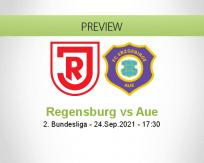 Regensburg Aue betting prediction (24 September 2021)