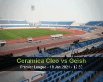 Ceramica Cleo vs Geish