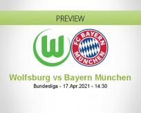 Wolfsburg vs Bayern München
