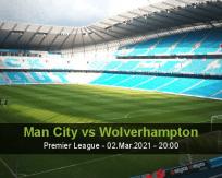 Man City vs Wolverhampton