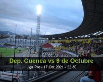 Dep. Cuenca vs 9 de Octubre