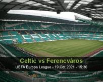 Celtic Ferencváros betting prediction (19 October 2021)