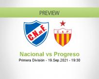 Nacional Progreso betting prediction (19 September 2021)