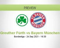 Greuther Fürth vs Bayern München