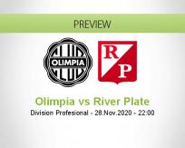 Olimpia vs River Plate